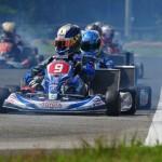レーシングカートのレースイメージ